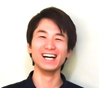 ライドアクロス Your Web Supporter 代表「若林 優輝」の顔写真です